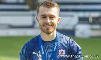 Brad Spencer signs new deal with Raith Rovers as Stark's Park side fight off suitors - The Courier