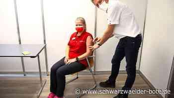 Betriebe im Kreis Freudenstadt - Impfbereitschaft unter Beschäftigten ist hoch - Schwarzwälder Bote