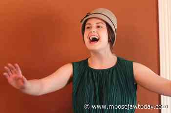 Moose Jaw's McLeod wins Saskatchewan Music Festival provincial title for musical theatre - moosejawtoday.com