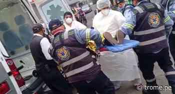 San Juan de Miraflores: Joven es herido de un balazo en los genitales - Diario Trome