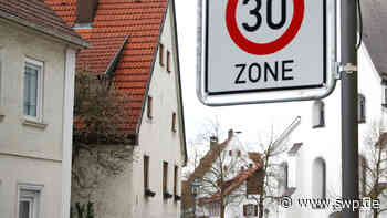 Tempo 30 in Neu-Ulm: Wie in Finningen und Steinheim künftig Fußgänger und Radler besser geschützt werden sollen - SWP