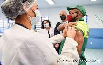 Diadema antecipa vacinação dos profissionais da educação de 18 a 44 anos para sexta (11) - ABCdoABC