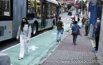 Diadema implanta as primeiras faixas verdes para pedestres - ABCdoABC