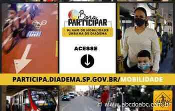Moradores vão definir Plano de Mobilidade Urbana de Diadema - ABCdoABC