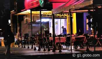 Covid: Cascavel prorroga decreto com medidas restritivas e determina uso de lista de reserva para restaurantes - G1