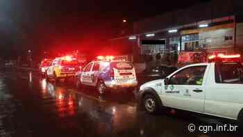 Fiscalização de estabelecimentos comerciais continua em Cascavel durante Operação AIFU - CGN