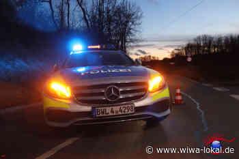 Walldorf: Alkoholisierter 67-Jähriger verursacht Unfall mit Einsatzfahrzeug der Polizei und flüchtet - www.wiwa-lokal.de