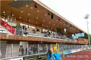 TSG Balingen trifft vor Publikum auf FC Astoria Walldorf: Gastgeber verlieren mit 0:1 - Zollern-Alb-Kurier