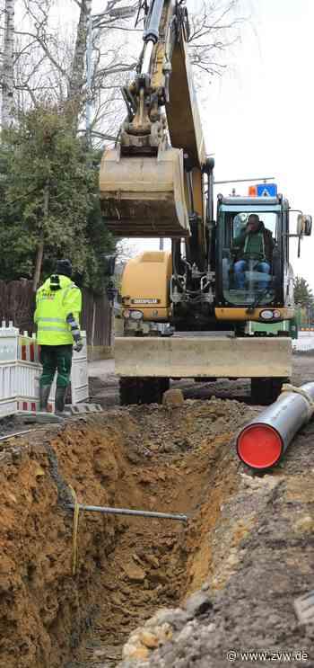 Sanierung Ortsmitte in Alfdorf: Es gibt eine örtliche Ausweichstrecke - Alfdorf - Zeitungsverlag Waiblingen
