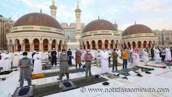 Arábia esteriliza Mesquita com robôs mas peregrinação ainda é incerta - Notícias ao Minuto