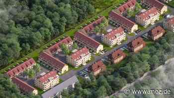 Immobilien Bauen Wohnen : Baugenehmigung für Ahornhöfe in Beelitz erteilt - Über 200 Wohneinheiten werden gebaut - moz.de