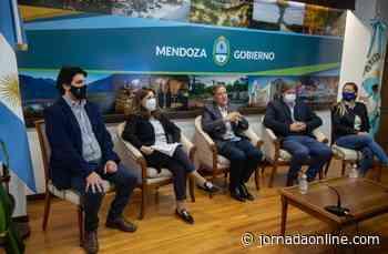 """Suarez: """"La Mesa Provincial de Primera Infancia es un complemento para la presencialidad en las aulas"""" - Diario Jornada Mendoza"""