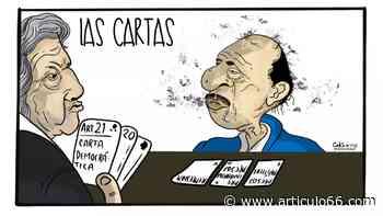 La Caricatura: Las cartas sobre la mesa - articulo66.com