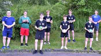 Handball: TuS 09 Drolshagen sucht Verstärkung - Westfalenpost