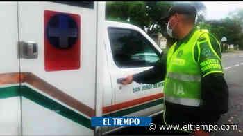 'Paseo de la muerte' en el Cesar: mujer murió dentro de una ambulancia - El Tiempo