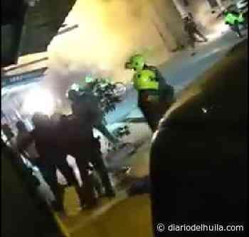 Habrá investigaciones disciplinaria y penal contra uniformados por enfrentamiento en Las Palmas - Diario del Huila