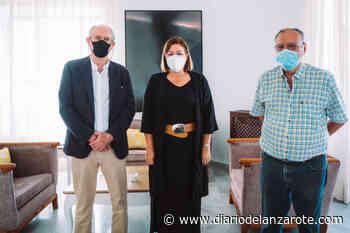 El presidente del Banco de Alimentos en la provincia de Las Palmas visita Lanzarote - Diario de Lanzarote