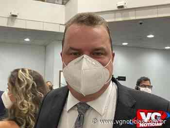 Max Russi promulga leis vetadas por Mendes: nome dos vacinados, remoção de veículos e mamóvel na lista | VGN - Jornalismo com credibilidade - VG Notícias