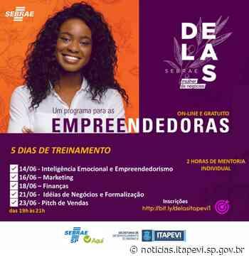 Itapevi oferece inédito curso online exclusivo para empresárias mulheres - Agência Itapevi