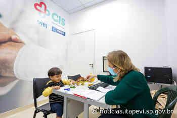 Filas de espera por consultas no CIS de Itapevi são zeradas em mais quatro especialidades médicas - Agência Itapevi