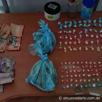 Policía apresa joven presuntamente con drogas en Hato Mayor - El Nuevo Diario (República Dominicana)