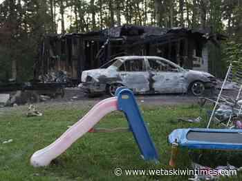 Breton RCMP investigate fatal house fire - Wetaskiwin Times Advertiser