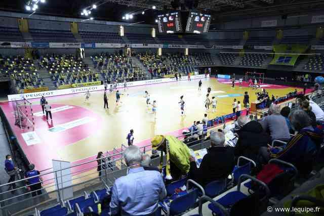 Un cluster à Brest après les célébrations de fin de saison - L'Équipe.fr