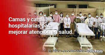 Hospitales de Toribío, Tacueyó y Jambaló recibieron dotación – Proclama - Proclama del Cauca