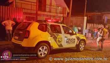 São Miguel do Iguaçu: Fiscalização acaba com festa clandestina - Guia Medianeira