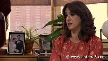 Socorro, angustiada, recibe noticias de la operación de Eduardo en Amar es para siempre - Antena 3