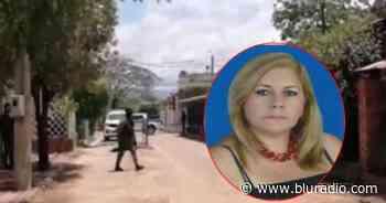 Llevaba casos delicados: luto en Socorro, Santander, por crimen de conocida fiscal en el Catatumbo - Blu Radio