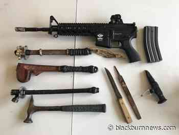 Modified weapons seized in Lambton Shores - BlackburnNews.com
