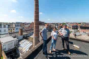 Eerste Antwerps coöperatief woonproject op site oude wasserij Goossens in Berchem