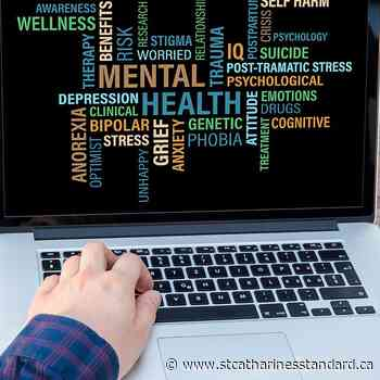 St. Catharines hosting virtual youth mental health event - StCatharinesStandard.ca