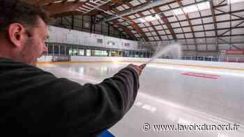 La glace pousse bien, la patinoire de Wasquehal va pouvoir rouvrir samedi - La Voix du Nord