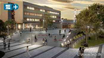 Gevelsberg: So startet der Umbau auf dem Vendômer Platz - Westfalenpost