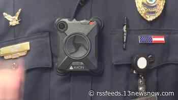 Virginia Beach Police Department updates body camera program