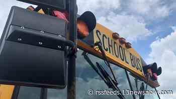 Hampton Roads school divisions facing critical bus driver shortage ahead of next year