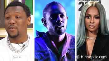 Hit-Boy: Kendrick Lamar's 'Backseat Freestyle' Was Originally A Ciara R&B Song - HipHopDX