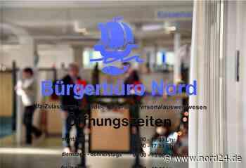 Bürgerbüros in Bremerhaven bleiben zu - Nord24