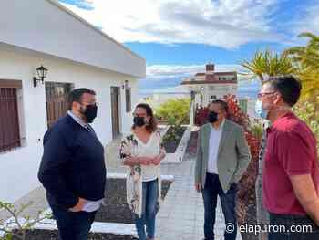 Santa Cruz de La Palma ya cuenta con el proyecto para construir un centro de día para mayores dependientes - elapuron.com
