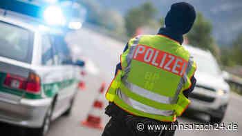 5. und 6. Juni in Burghausen - Grenzpolizei stoppt Personen die sich illegal in Deutschland aufgehalten haben - innsalzach24.de