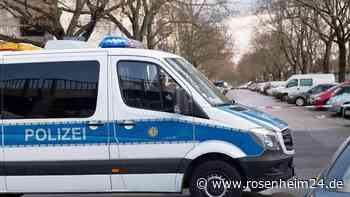 Am 7. Juni in Burghausen verursacht ein 20-Jähriger unter Drogeneinfluss fast einen Unfall, flieht vor der ... - rosenheim24.de