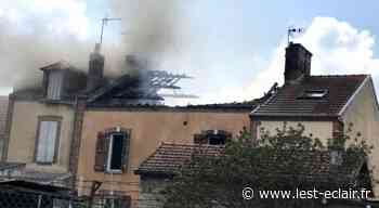 VIDÉO. Incendie de deux maisons à Romilly-sur-Seine : une victime découverte - L'Est Eclair