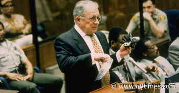 F. Lee Bailey, Lawyer for Patty Hearst and O.J. Simpson, Dies at 87 - The New York Times