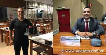 Conheça a história do vereador que continua sendo garçom em Aracruz - A Gazeta ES