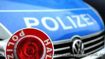 30-Jähriger mit zwei Promille in Aalen unterwegs   Unterkochen - Schwäbische Post
