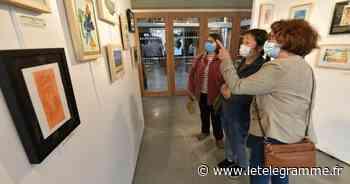 Morlaix - Une belle « Entrée en matières » exposée à La Virgule, à Morlaix - Le Télégramme