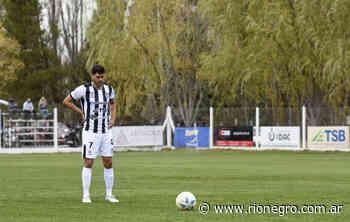 Nicolás Trecco, el dueño de la pelota en Cipolletti - Diario Río Negro