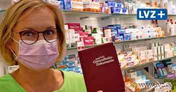 Wurzen und Grimma: Ab Montag gibt es den digitalen Impfnachweis in der Apotheke - Leipziger Volkszeitung